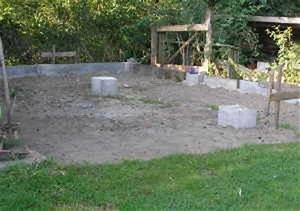 Carport Fundament Größe : carport bauen unterbau pflastersteine ~ Whattoseeinmadrid.com Haus und Dekorationen