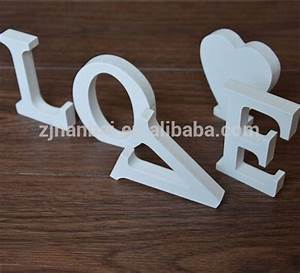 accept oem solid white wooden lettersmall wood letters With small white wooden letters