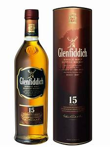 Whisky GLENFIDDICH 15 YEAR OLD Solera 40% - Maison du Whisky