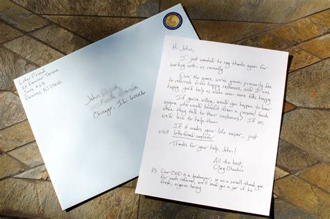 Send Armor-piercing Handwritten Letters From Salesforce