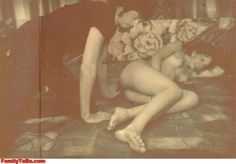 Vintage Mom Son Mature Porn Photo