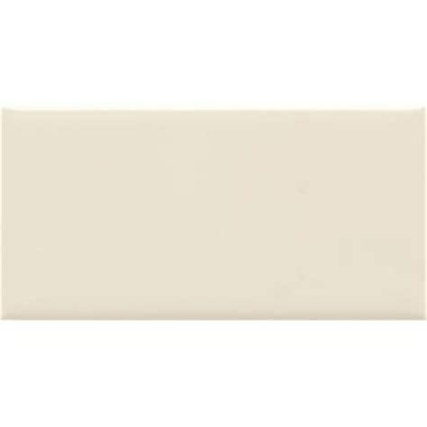 daltile rittenhouse square matte almond 3 in x 6 in
