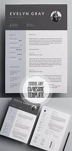 Reference Cover Letter For Resumes 50 Best Resume Templates For 2018 Design Graphic