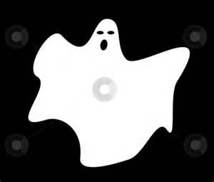 Halloween Ghost Sheet