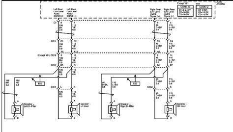 Schematics Diagrams Chevrolet Tahoe Radio