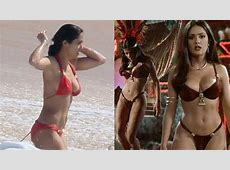 SALMA HAYEK Salma Hayek looks stunning in her holiday