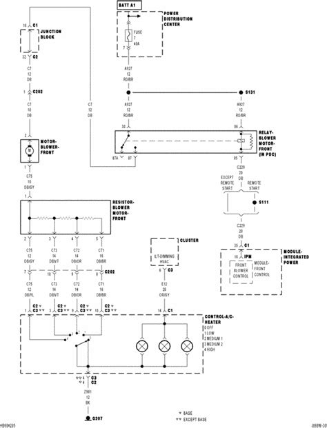 2005 Dodge Durango Wiring Diagram by 2006 Diagram Dodge Wiring Durango 8w 01 Wiring Diagram