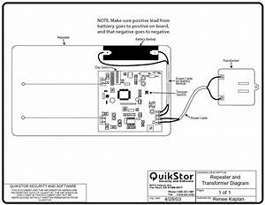 Repeater Diagram  U2013 Quikstor Support Knowledgebase