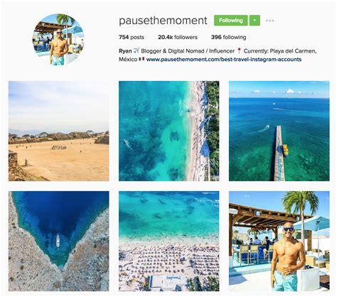 travel instagram accounts  follow