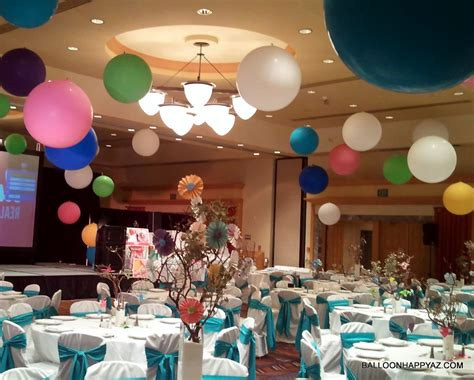 decorating balloons balloon happy az july 2012