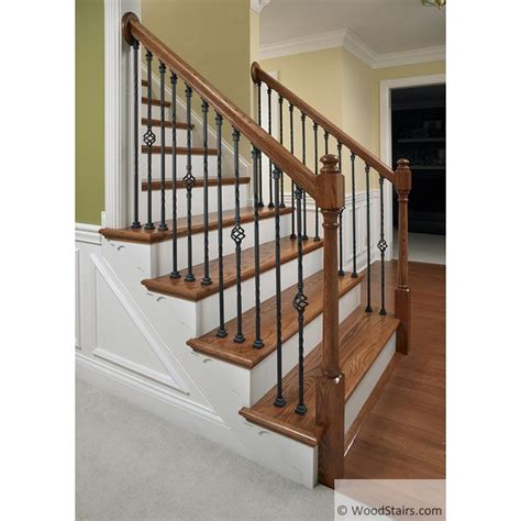 iron banisters li prolvl ironpro level kit wood stair iron baluster fasteners