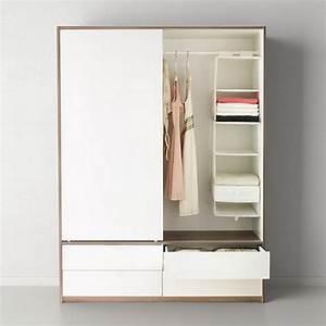 Armoire Chambre Profondeur 50 : armoire dressing ikea trysil pens e pour les petits ~ Edinachiropracticcenter.com Idées de Décoration
