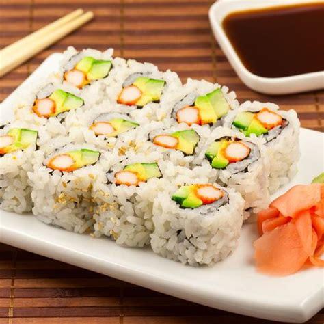table de cuisine pas cher recette california rolls ou maki inversés
