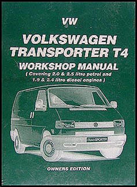 free car repair manuals 1995 volkswagen eurovan free book repair manuals 1990 1995 vw transporter eurovan bus repair shop manual