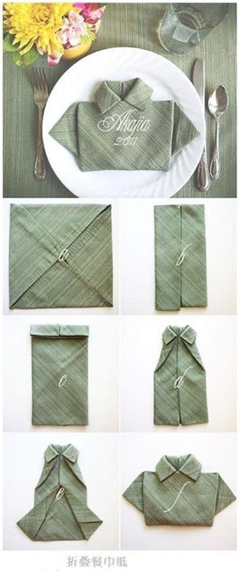 napkin folding table dinner techniques transform fold opera