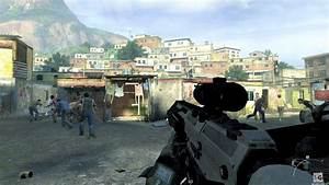 Capturing Mission In The Favela - Takedown
