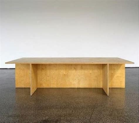 storage furniture kitchen d i y cracking the code of a donald judd table