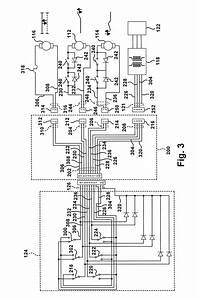 Patent Us8621686 - Power And Control System For Bed