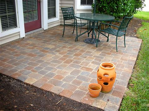 paver patio pictures and ideas