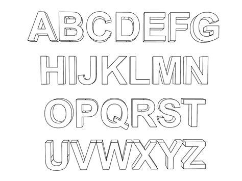 alphabet coloring page wecoloringpagecom
