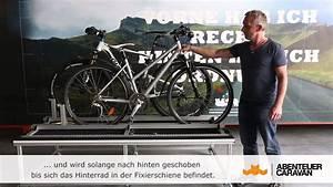 Wohnmobil Heckgarage Nachrüsten : fahrradtr ger wohnmobil heckgarage von abenteuer caravan ~ Jslefanu.com Haus und Dekorationen