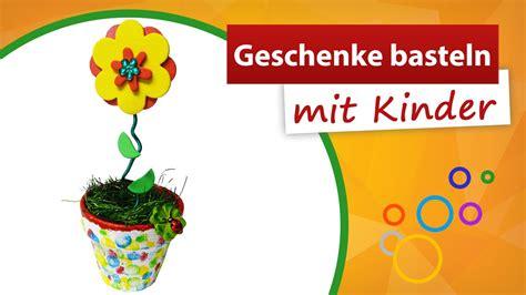 geschenke basteln mit kindern trendmarkt kindergarten bastelideen youtube
