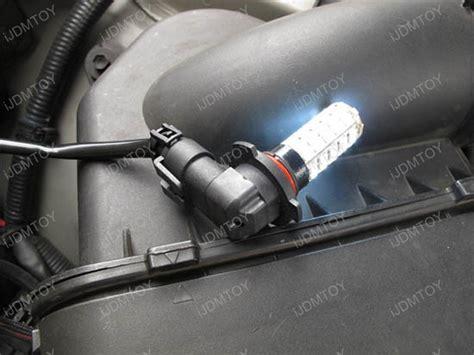 installation guide lexus  led bulbs  led daytime