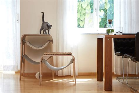 Breathtaking Modern Cat Furniture From Germany • Hauspanther