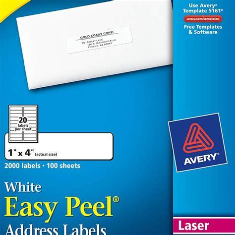 avery 5161 template avery 174 easy peel 174 white address labels 5161 avery singapore