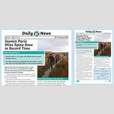 * New * Uks2 Jasmin Paris Wins 268mile Race Daily News Story Ultra