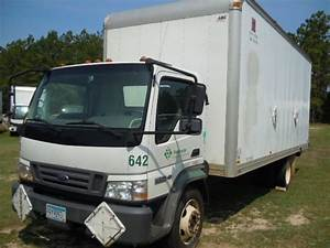 Ford Lcf Box Truck 2006 Used