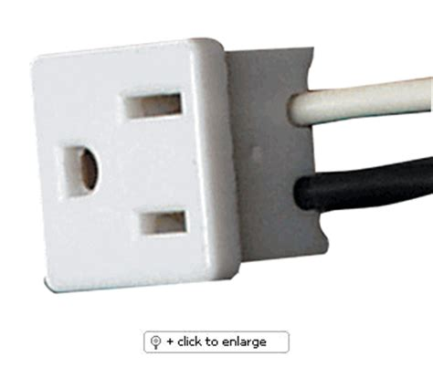 euout outlet for eun series cabinet light recessed