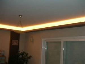 Faire Un Faux Plafond : photos de faux plafond avec lumi re indirecte groupes ~ Premium-room.com Idées de Décoration
