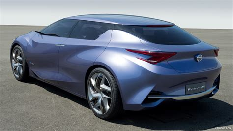 2018 Nissan Friend Me Concept Rear Hd Wallpaper 34