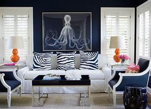 Navy, Blue, Living, Room, Ideas, U2013, Adorable, Home