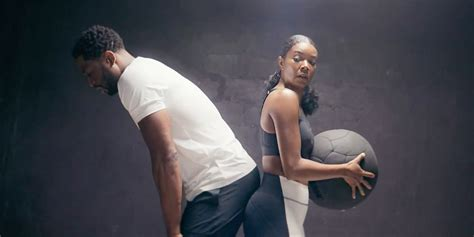 power couple dwyane wade gabrielle union competitive