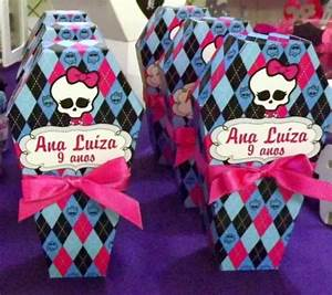 Diy Monster High Coffin Boxes