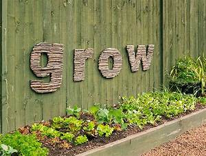 how to make stick letter outdoor art add character to With stick on letters for outdoor signs