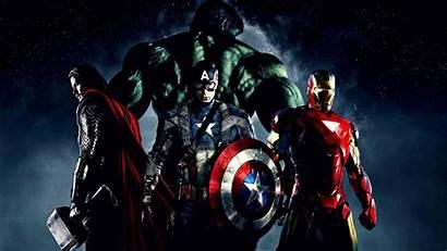 Marvel Avengers Desktop Wallpapers Wallpapersafari Geeky