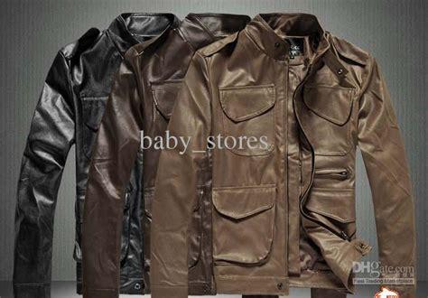 Men's Jacket Leather Jacket Motorcycle Jacket Hooded Coat