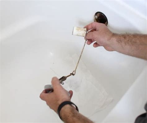 Tips Unclogging A Bathtub Drain by How To Unclog A Bathtub Drain The Easy Way Hometalk