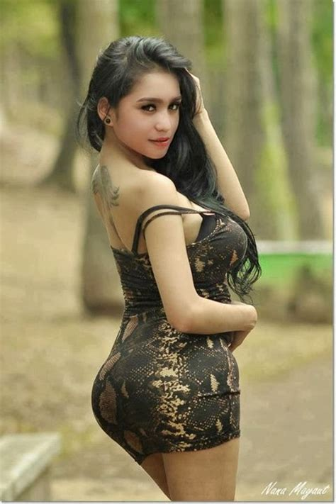 Hot Indonesian Girls With Tattoos Pics Jakartabars