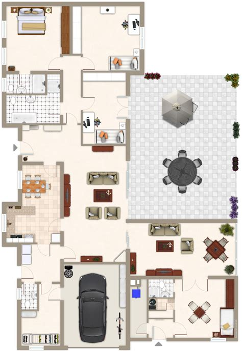 Moderne Bungalows Grundrisse by Bildergebnis F 252 R Hauspl 228 Ne Bungalow Grundrisse Sims4