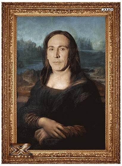Agnelli Leonardo Vinci Factor Diavolo Quel Lisa