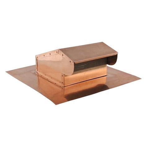 Bath Fan  Kitchen Exhaust  Roof Vent  Copper Famco