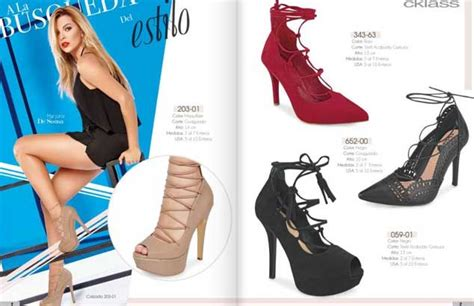 Coleccion Dama Zapatos 2016