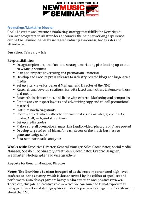 The New Music Seminar Is Hiring!!!  The Music Business. Funny Christmas Letter Template. 5th Grade Lesson Plan Template. Pencil Drawings Of Landscapes Template. Indirect Love Proposal Messages. Linux System Administrator Resume Sample Template. Computer Hardware Inventory Excel Template. Scheduling Calendar Template. Sample Of A Job Resume Template