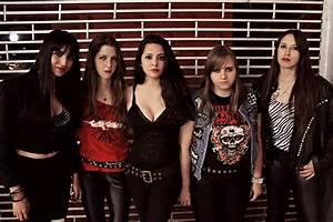 This is paul burns music: Pandora Heavy Rock Girl Band ...