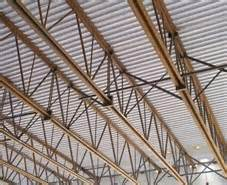 metal construction news magazine feature steel joist installation from the ground up