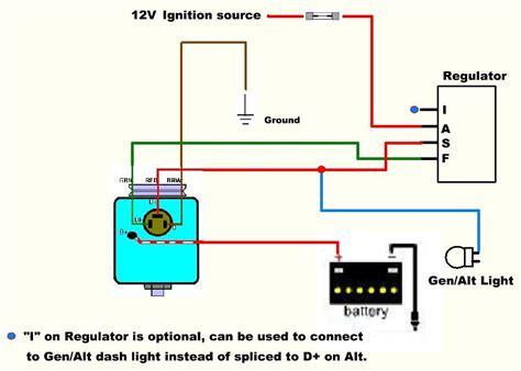 thesamba view topic alternator wiring